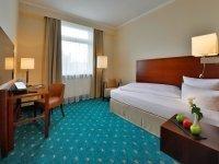 Einzelzimmer, Quelle: (c) Hotel DER LINDENHOF