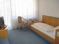 Einzelzimmer, Quelle: (c) Hotel Limbacher Hof