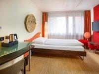 Einzelzimmer, Quelle: (c) Swiss Belhotel du Parc