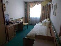 Einzelzimmer, Quelle: (c) Hotel Stark