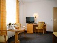 Einzelzimmer , Quelle: (c) Naturresort Berghotel Ilsenburg