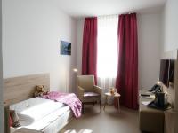 Einzelzimmer, Quelle: (c) Hotel Edel Weiss