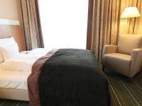 Einzelzimmer, Quelle: (c) Lind Hotel