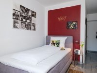 Einzelzimmer, Quelle: (c) Ringhotel Art Hotel Körschen