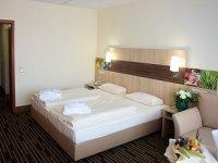 Einzelzimmer Komfort, Quelle: (c) Kurpark-Hotel Bad Dürkheim
