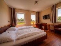 Einzelzimmer, Quelle: (c) Hotel Huntetal