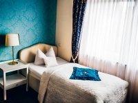 Einzelzimmer, Quelle: (c) Antik-Hotel EICHENHOF