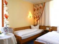 Einzelzimmer, Quelle: (c) Hotel Kyffhäuser