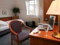 Einzelzimmer, Quelle: (c) Ringhotel Villa Margarete /Pöhl GmbH