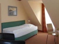 Einzelzimmer, Quelle: (c) Hotel Zur Alten Schmiede