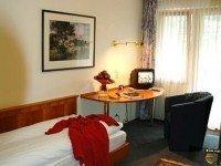 Einzelzimmer Parkblick, Quelle: (c) Hotel Rothfuss