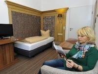 Einzelzimmer, Quelle: (c) Parkhotel Bad Bertrich