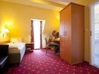 Einzelzimmer, Quelle: (c) AKZENT Hotel Goldner Stern