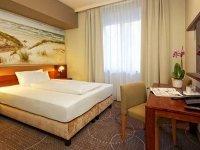 Einzelzimmer, Quelle: (c) AKZENT Hotel Kaliebe
