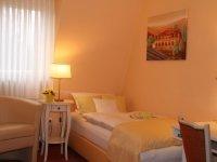 Einzelzimmer, Quelle: (c) Hotel Modena
