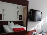 Einzelzimmer, Quelle: (c) Akzent Hotel Schildsheide