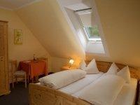 Einzelzimmer, Quelle: (c) Hotel-Restaurant WALDHAUS im Spessart