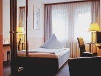 Einzelzimmer, Quelle: (c) Bierenbacher Hof