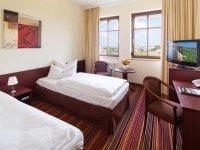 Einzelzimmer, Quelle: (c) KIM Hotel Dresden