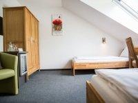 Einzelzimmer, Quelle: (c) Hotel Ostfriesen-Hof