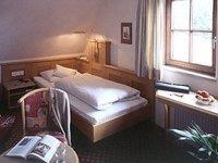 Einzelzimmer, Quelle: (c) Flair Hotel Eberbacher Hof