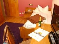 Einzelzimmer, Quelle: (c) Hubertus Hotel