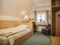 Einzelzimmer, Quelle: (c) AKZENT Hotel Gut Höing