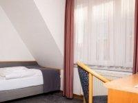 Einzelzimmer, Quelle: (c) Ringhotel Altstadt
