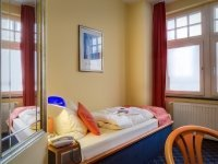 Einzelzimmer, Quelle: (c) Center Hotel Deutsches Haus
