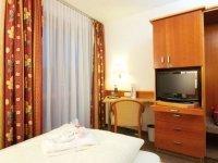 Einzelzimmer, Quelle: (c) Hotel Kapuzinerhof