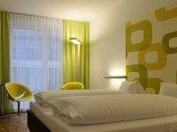 Einzelzimmer, Quelle: (c) ARTE Hotel Krems