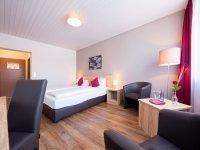 Einzelzimmer, Quelle: (c) Hotel - Restaurant Haus Waldesruh