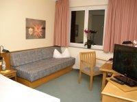 Einzelzimmer, Quelle: (c) Apart Hotel Gera