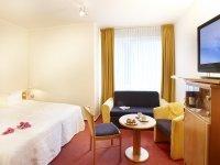 Einzelzimmer, Quelle: (c) Nordic Hotel Dänischer Hof