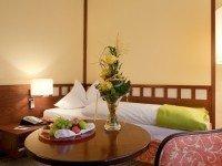 Einzelzimmer, Quelle: (c) relexa hotel Bad Steben