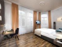 Einzelzimmer, Quelle: (c) Best Western Hotel Kurfürst Wilhelm I.