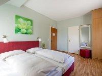 Einzelzimmer, Quelle: (c) Hotel Schloss Heinsheim