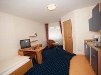 Einzelzimmer, Quelle: (c) Hotel - Restaurant Hubertus