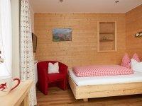 Einzelzimmer, Quelle: (c) Alpahotel Walserstuba