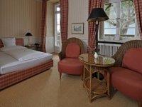 Einzelzimmer, Quelle: (c) Hotel Herrenhaus von Löw