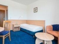 Einzelzimmer, Quelle: (c) Hotel - Cafe - Restaurant Rheinterrassen
