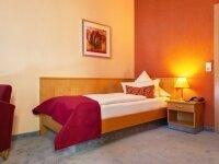 Einzelzimmer, Quelle: (c) Dappers Hotel | Spa | Genuss