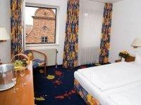 Einzelzimmer, Quelle: (c) Hotel Alter Speicher