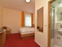 """Einzelzimmer, Quelle: (c) Hotel- Gasthof """"Zur Krone"""""""