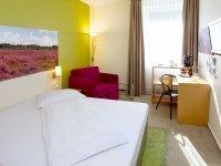 Einzelzimmer, Quelle: (c) ANDERS Hotel Walsrode