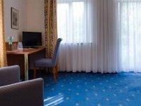 Einzelzimmer, Quelle: (c) AKZENT Hotel Johannisbad
