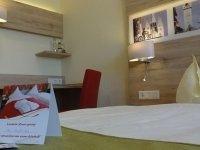 Einzelzimmer, Quelle: (c) AKZENT Hotel Landgasthof Murrer