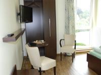 Einzelzimmer Komfort, Quelle: (c) AKZENT Landgasthof Evering
