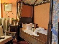 Einzelzimmer, Quelle: (c) Hotel Burg Trendelburg