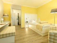 Einzelzimmer, Quelle: (c) Hotel Drei Quellen Therme